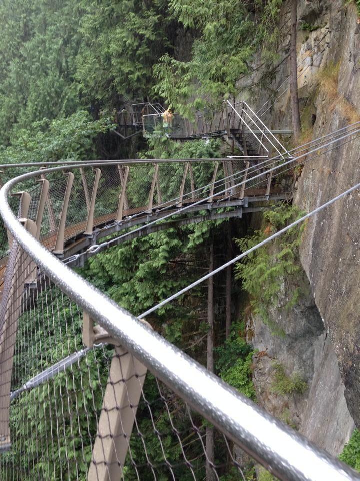 Подвесной мост и парк Капилано - Норт-Ванкувер - отзывы Подвесной мост и парк Капилано - TripAdvisor