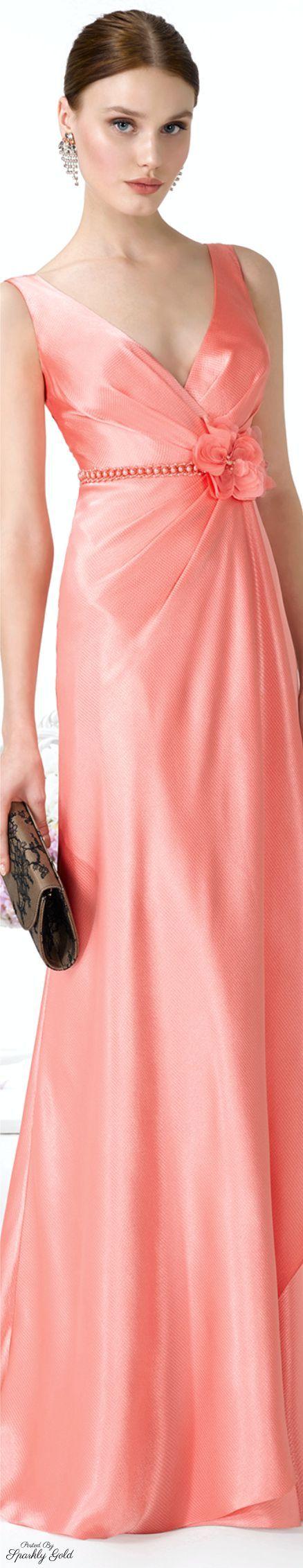 4597 best Vestidos de Fiesta images on Pinterest