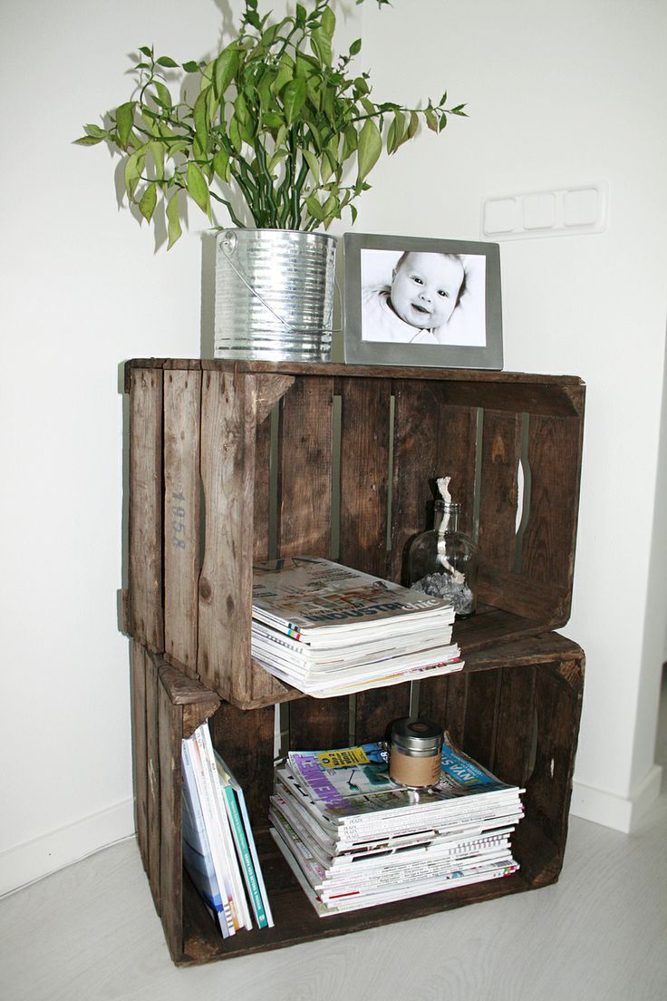 wooden crates ideas wooden crates decorating with