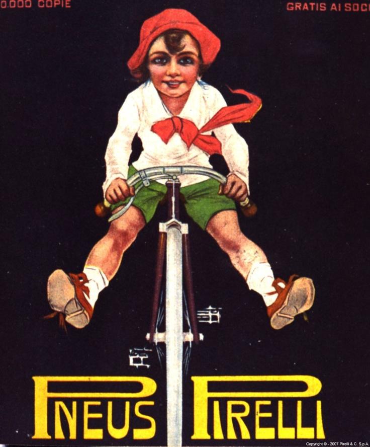 Old Pirelli ads