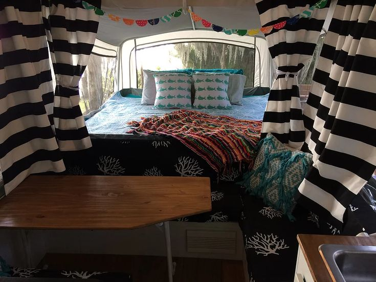 our pop up camper remodel | ourschoolhomeschool