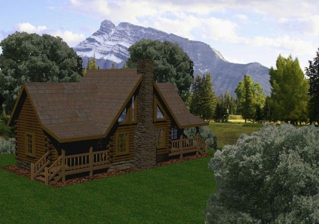 25 Best Ideas About Small Log Cabin Kits On Pinterest
