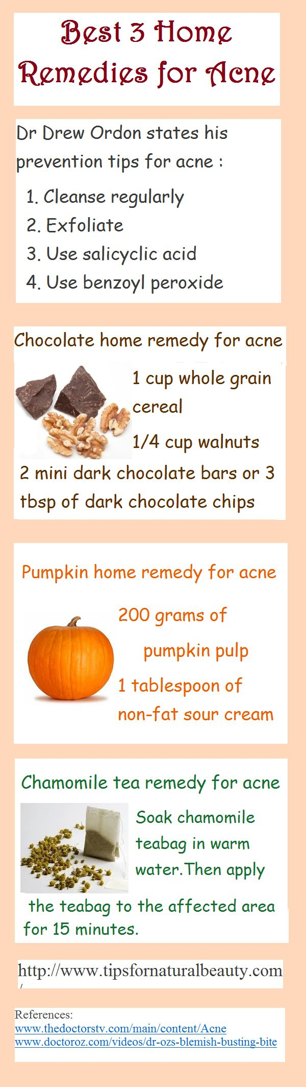 Acne Best Three Home Remedies for Acne   Tips for Natural Beauty