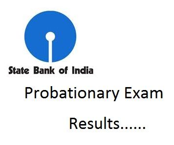 SBI Result 2016 for probationary officer Main exam has been conducted, now…
