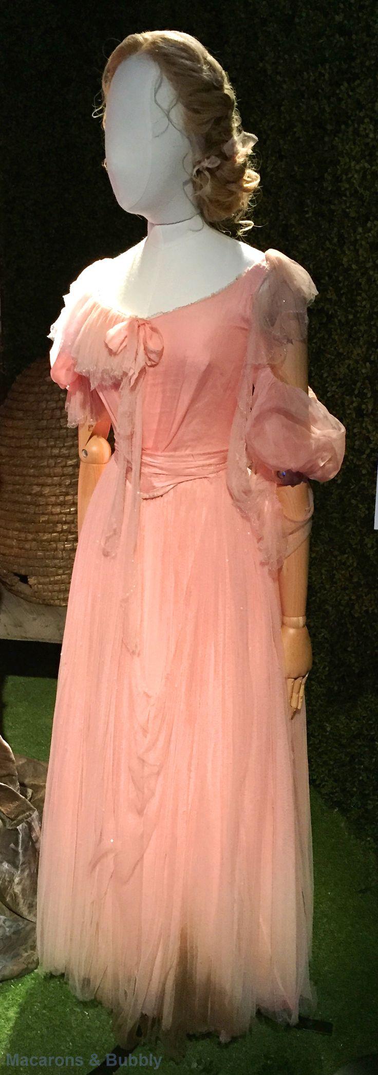 Cinderella 2015 Pink Dress Cinderella S Mothers Dress