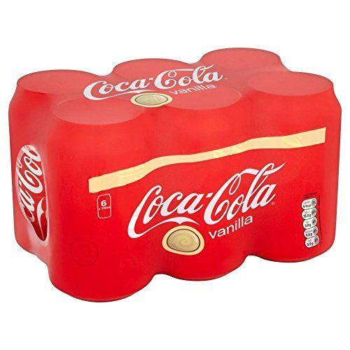 Coca Cola Vanille (6X330Ml): Coca Cola Vanilla (6x330ml) S'il vous plaît être conscient que, sauf indication contraire expresse, Cooking…