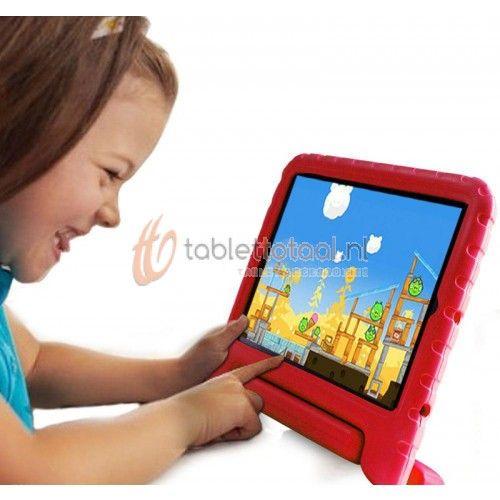 iPad Mini Kinderhoes schokbestendig rood De grootste speciaalzaak op het net