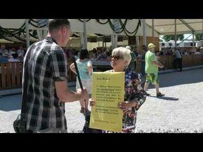 Zerstört Merkel Deutschland, genau zuhören was hier abläuft - YouTube