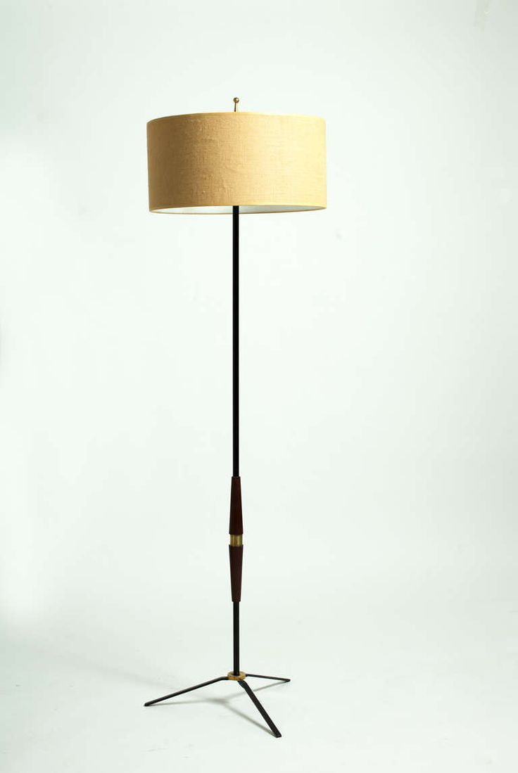 20th c. Scandinavian Floor Lamp | From a unique collection of antique and modern floor lamps at https://www.1stdibs.com/furniture/lighting/floor-lamps/