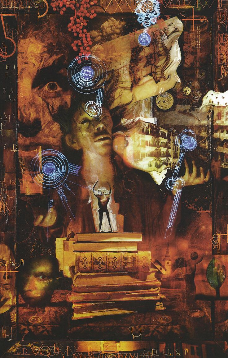 1000+ images about graphic novel - artist - Dave McKean on ...