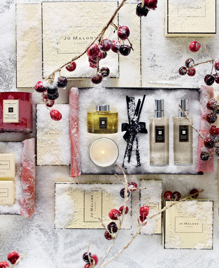 Jo Malone London | Scent Surround™ Deluxe Collection #FrostedFantasy