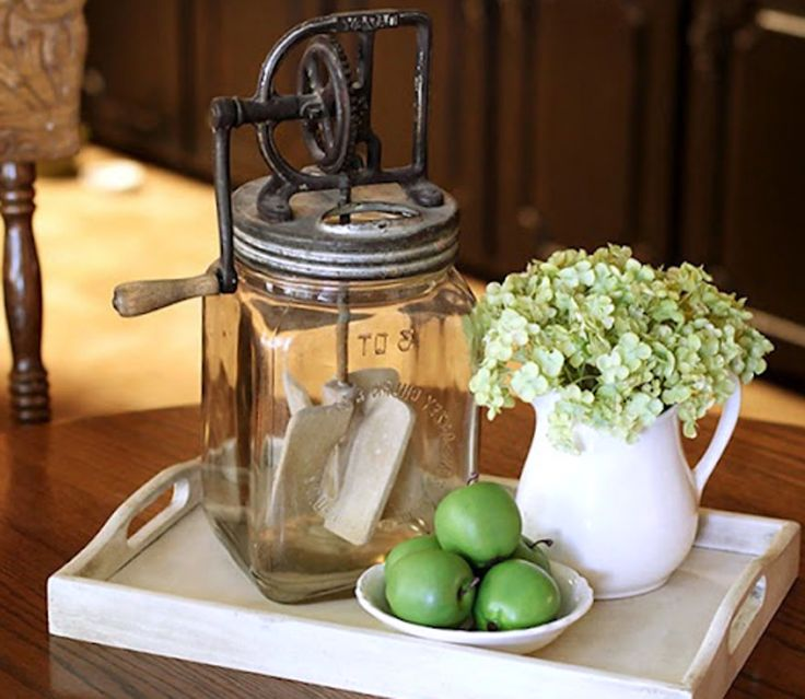 Little Decor Ideas To Make At Home: Everyday Kitchen Table Centerpiece Ideas, Everyday Dining
