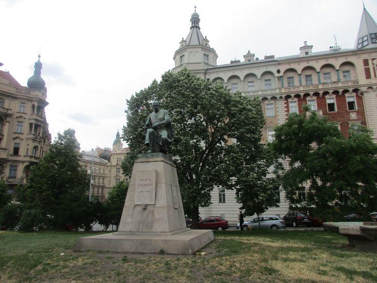 Alois Jirásek - Karlovo nám. - Praha