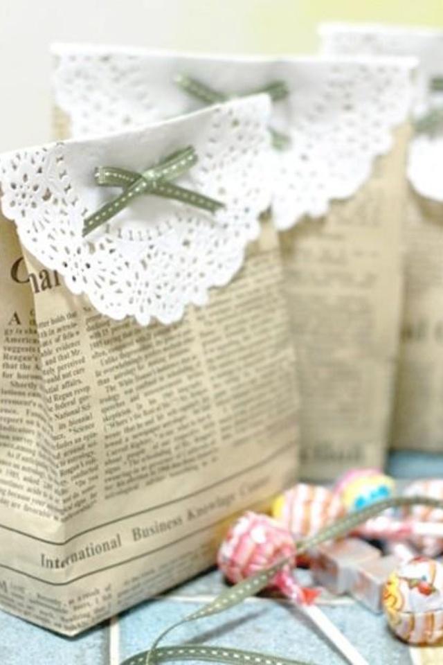 Start saving those yesterdays newspapers!
