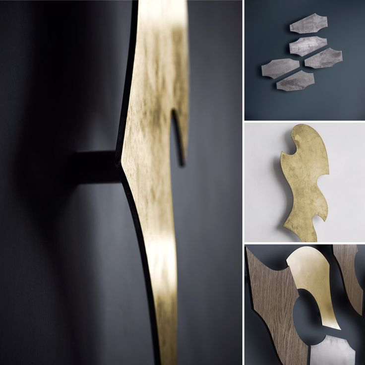 A selection of ours. See more wall sculptures and design your own combination. Visit www.wulffwinding.com
