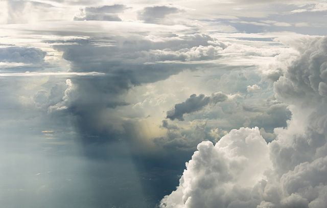 Photojournalist Rüdiger Nehmzow strapped himself into an airplane, put on an oxygen mask, and shot these incredible photos with the doors wide open . . .(via honestlywtf): The Doors, Stunning Photography, Inspiration, Rüdiger Nehmzow, Beautiful Cloud, God Is, Rudig Nehmzow, Cloud Collection, Lockh Martin