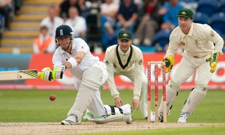 Ashes cricketers could be caught out by climate change