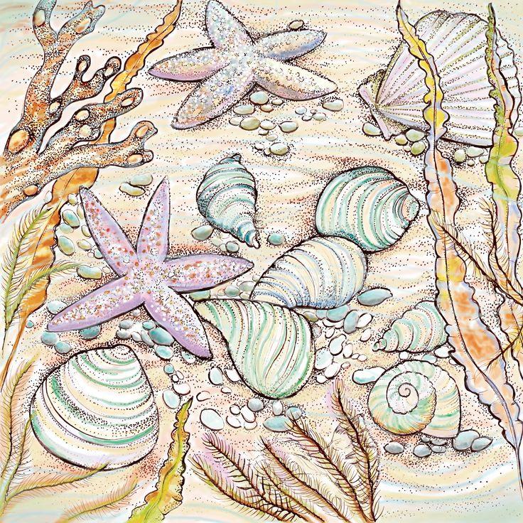 TW28 - Seashells