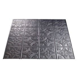 Fasade Traditional Ceiling Tile Panel (Common: 24-in x 24-in; Actual 23.75-in x 23.75-in)