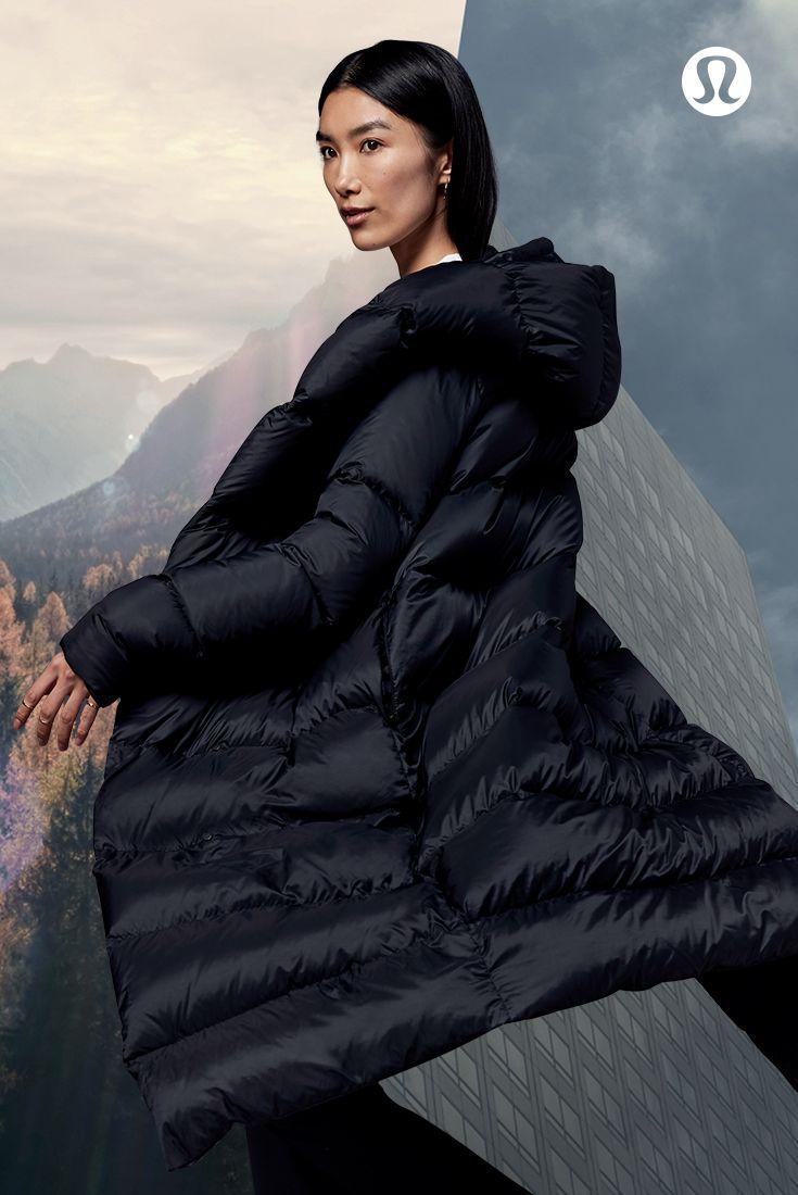 From Rush Hours To Happy Hours Our Outerwear Is Always On Lululemon Waterproof Winter Coat Black Winter Coat Lululemon [ 1100 x 735 Pixel ]