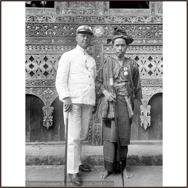 Minangkabau history - colonial times