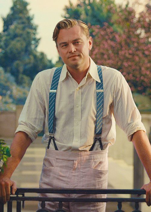 the great gatsby outfit - jay suit