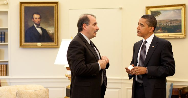 A Conversation With David Axelrod: What Happened to Bipartisanship Under Obama?