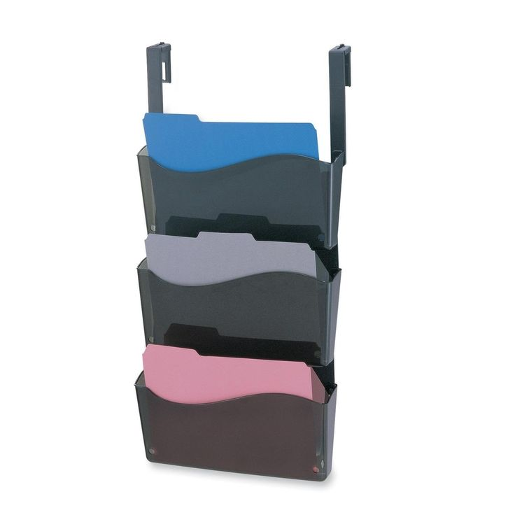 Officemate OIC Wall File Organizer with Hanger -