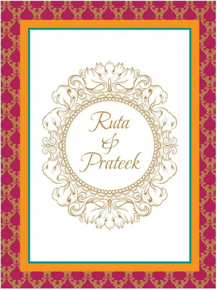 30 best Indian Invitations images – Indian Wedding Cards Mumbai