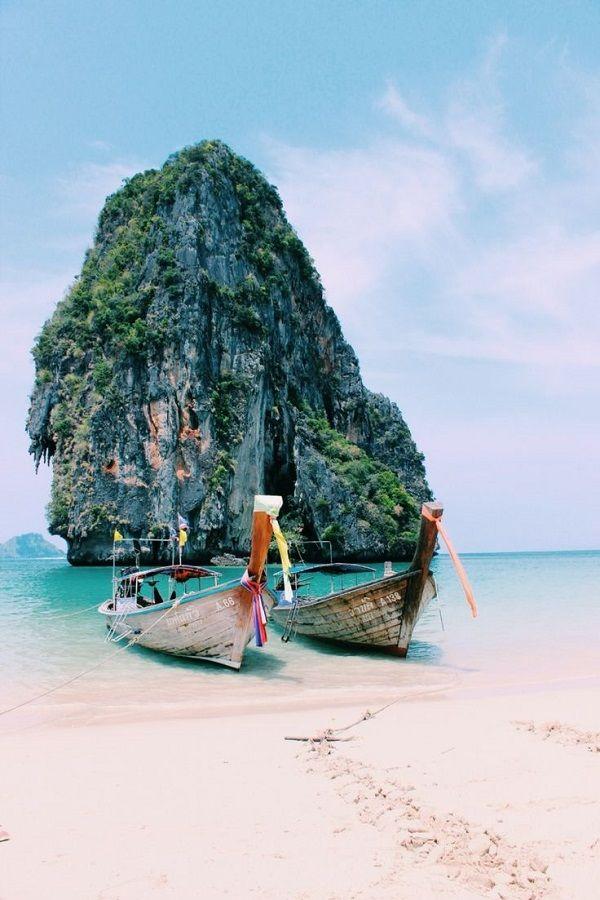 thailand beaches>> cool fun travel love pretty dream vacation
