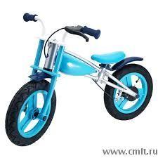 Беговел (детский велосипед без педалей)