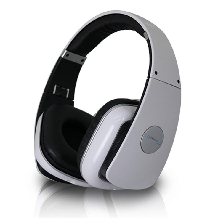 Technical Pro Adjustable Hheadband Professional Headphones- White #HP630W