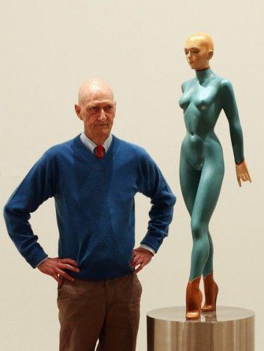 Allen Jones RA, Royal Academy of Arts, London, United Kingdom