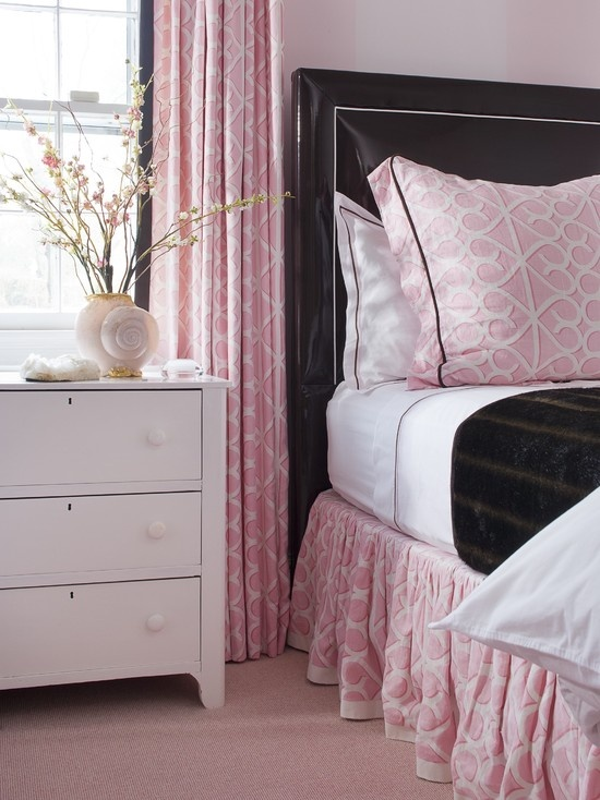 200 best Pretty Pretty Pink Bedrooms images on Pinterest