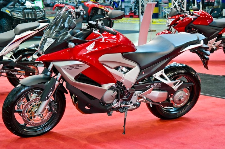 Targul de motociclete Bucuresti 2013.