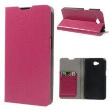 Capa LG G Pro Lite Livro Carteira Rosa R$45,20