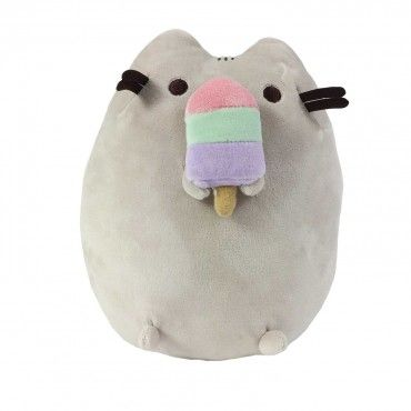 db2e1112743 Exclusive IT'SUGAR Pusheen Popsicle Plush | Kawaii | Pusheen plush ...