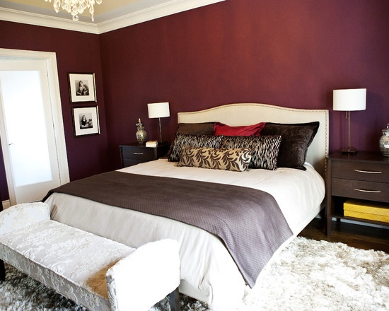 bedroom eggplant design home ideas pinterest
