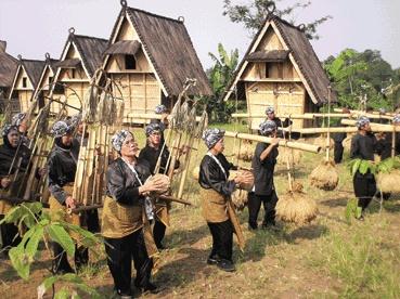 Sundanese culture : buncis