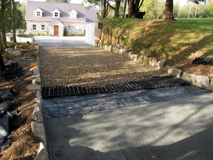 Stable Gravel Drivewayu2026