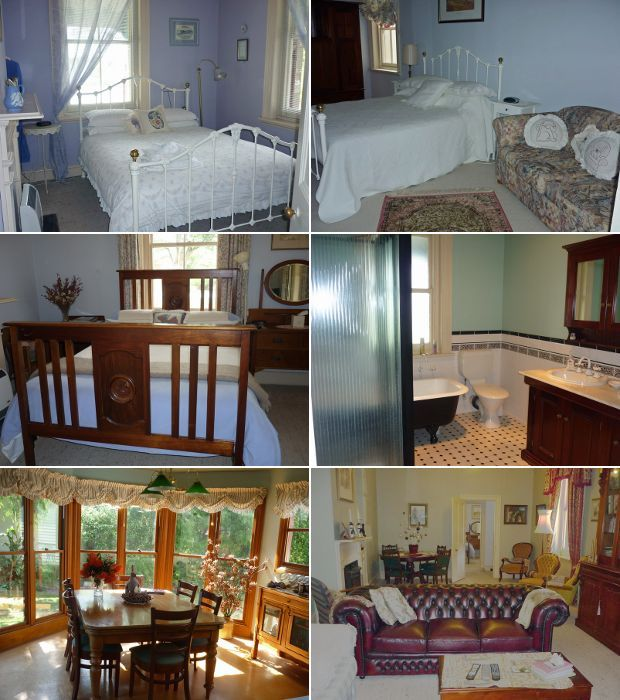 Whalers Cottage B & B, #Portland #accommodation - Travel Victoria: accommodation & visitor guide