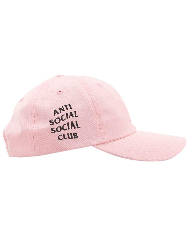 Antisocial social club Cap Kanye West Hat baseball cap by YeezyshopCo on Etsy https://www.etsy.com/listing/451798974/antisocial-social-club-cap-kanye-west