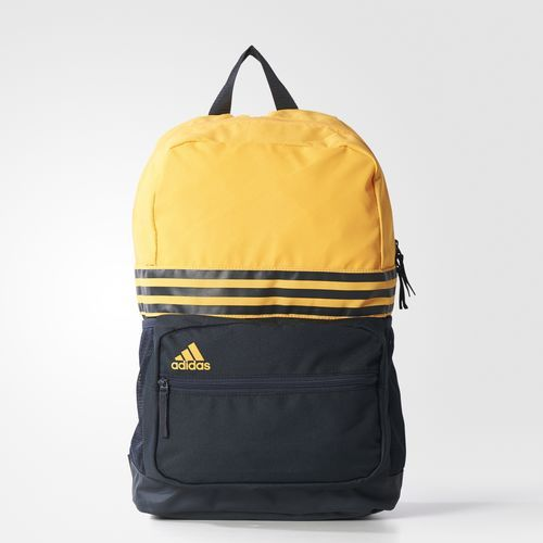 3-Stripes Sports Backpack Medium - Grey