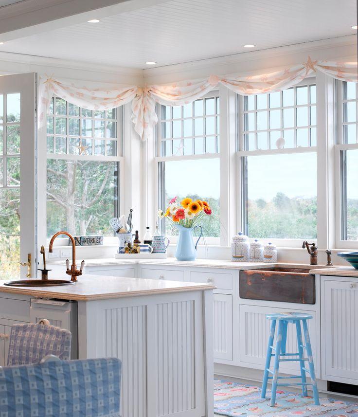 Die besten 25+ Gardinen für küche modern Ideen auf Pinterest