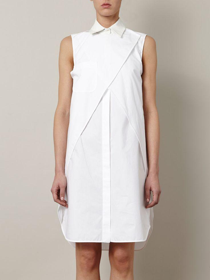 Wrap Shirt Dress Alexander Wang