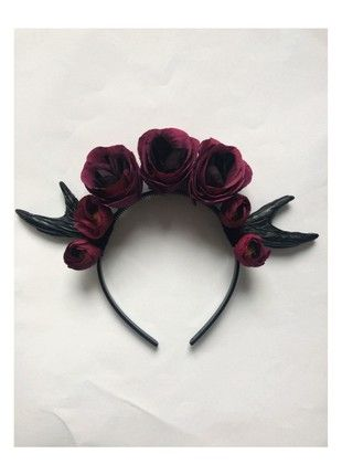Kup mój przedmiot na #vintedpl http://www.vinted.pl/akcesoria/akcesoria-akcesoria-do-wlosow/20791562-opaska-z-rogami-i-bordowymi-rozami-kwiatami-pastel-goth-dodatki-alternatywne  opaska z rogami i bordowymi kwiatami <3  więcej: fb: Sarenka vinted: Siarczi  #pastelgoth #róże #rogi #różki #dodatekdoseesji #nasesjęzdjęciową #na_sesje_zdjęciowe #kawaii #cute   #roses #dodatki_pastelgoth  #opaska #opaska_z_różyczkami #opaska_do_włosów #opaska_z_kwiatkami #opaska_z_rogami