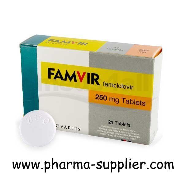 Famvir cold sores