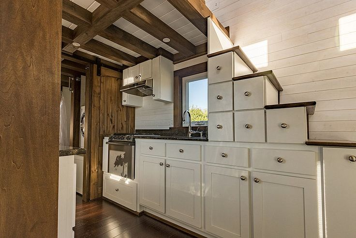 This Luxurious 24-foot Tiny Home Was Constructed By Tiny Home Chattanooga. In The Event You Had Been…