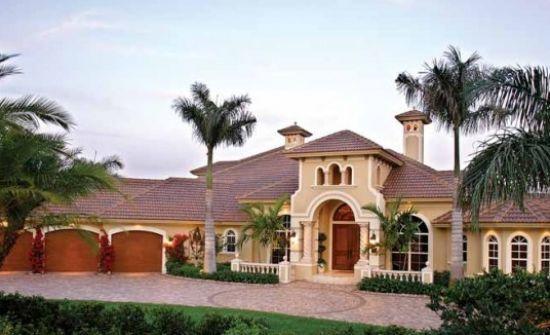 Dise os de casas estilo colonial espa ol buscar con - Disenos de casas ...