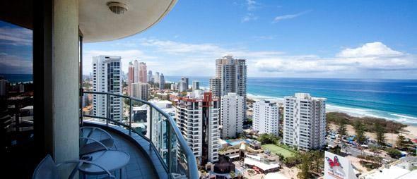 Luxury 5 Star Gold Coast Accommodation - Sofitel Gold Coast Broadbeach